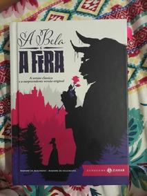 Mini Livro A Bela E A Fera