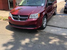 Dodge Grand Caravan 2014 Se Recien Importado