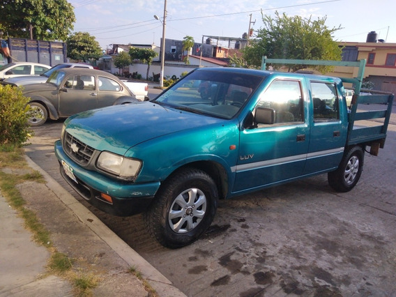 Chevrolet Luv Doble Cabina 2.2 Lit