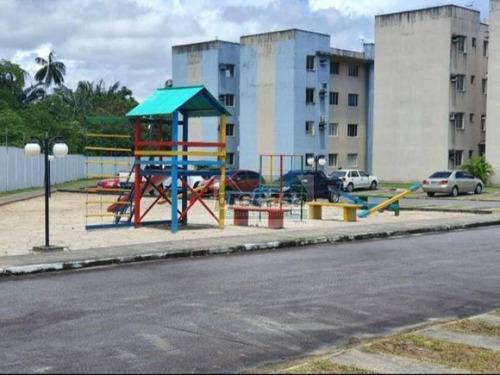 Imagem 1 de 3 de Apartamento Com 2 Dormitórios À Venda, 42 M² Por R$ 120.000 - Tarumã - Manaus/am - Ap2934