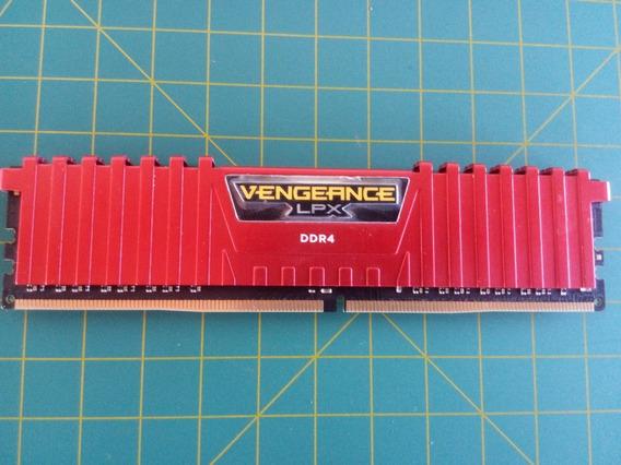 Memória Ddr4 - 4gb - Vengeance Lpx - Original