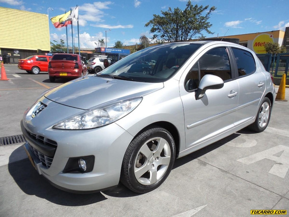 Peugeot 207 Allure Mt 1600cc 5p Ct