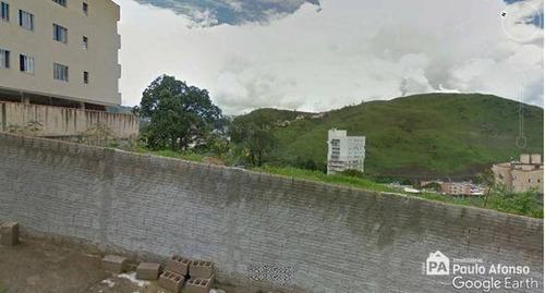 Terreno À Venda, 542 M² Por R$ 320.000,00 - Jardim Quisisana - Poços De Caldas/mg - Te0091