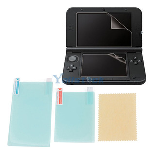 Films New 3ds Xl Protectores Pantalla 2ds, 3ds Xl, Old 3ds