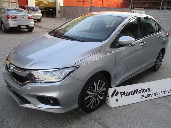 Honda City 2019 Ex Automático Tela Frenos Abs $275,000