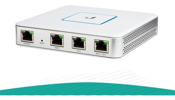 Router Ubiquiti Usg Unifi Security Gateway 3 Puertos Gb Full