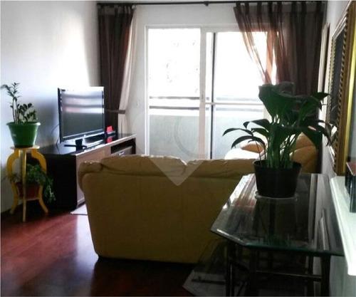 Apartamento 3 Dormitórios - Barra Funda/sp - 326-im399485