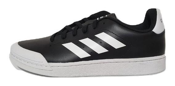 Tenis Casual adidas Court 70s Negro Hombre B79771