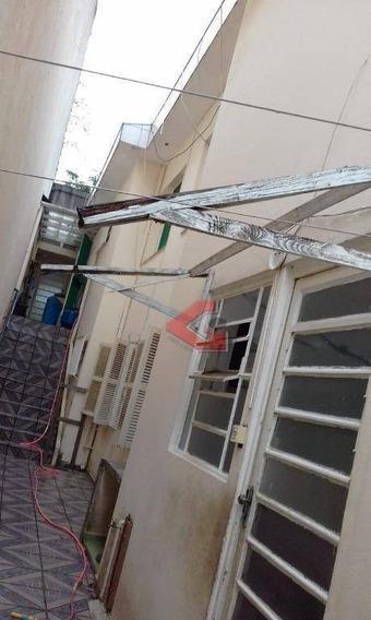 Casa Com 4 Dormitórios À Venda, 182 M² Por R$ 700.000,00 - Jardim Do Mar - São Bernardo Do Campo/sp - Ca0047