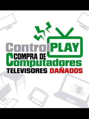 Compra De Televisores Y Computadores Dañados A Domicilio