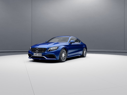 Mercedes Benz Clase Amg C 63 S 4matic Coupe 2020 0km