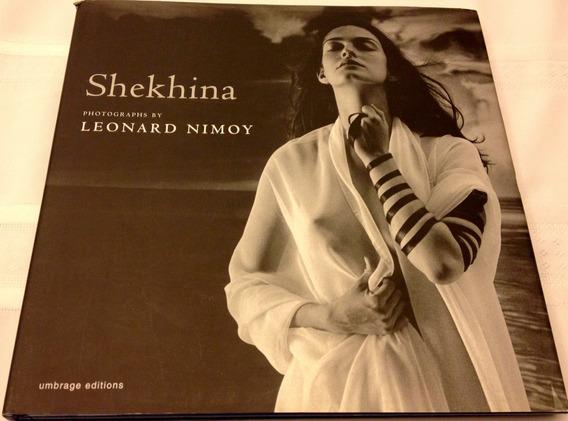 Shekhina Capa Dura - Leonard Nimoy - Arte Em Fotografia