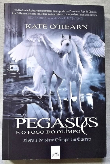 Pegasus E O Fogo Do Olimpo