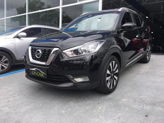 Nissan Kicks Sl 2018 Garantia De Fábrica Baixo Km (25.000)