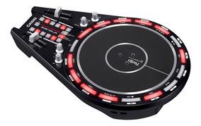 Controlador Dj Casio Trackformer C/ Disco 2 Canais Xwdj1 Usb