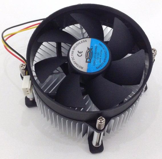 2 Cooler P/processador Intel Socket 775 Lga Dual Core
