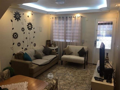 Sobrado Condomínio 60 M² 2 Dormitórios Jd. Adriana - 3916-1