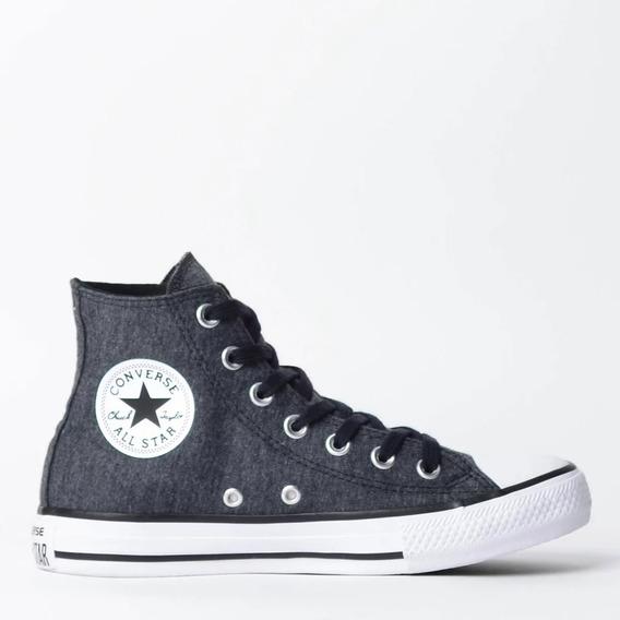 Tênis Converse All Star Cano Alto Malha Chuck Taylor Ct0484