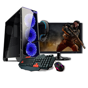 Pc Gamer C/ Monitor 18.5 Amd Fx4300 8gb Hd1tb Placavideo4gb