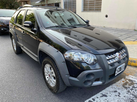 Fiat Palio Weekend Adventure Loocker 2009