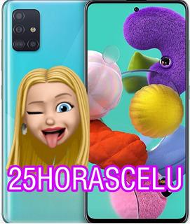 Samsung Galaxy A51 128/4 Quédate En Casa Envíos A Domicilio