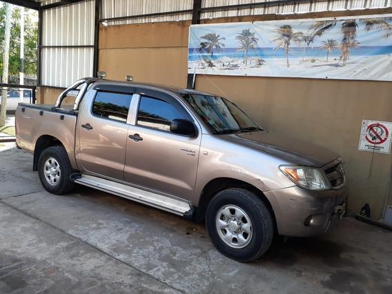 Toyota Hilux 2.7 S/cab 4x2 N Dx