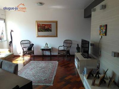 Apartamento Residencial À Venda, Vila Adyana, São José Dos Campos. - Ap3997