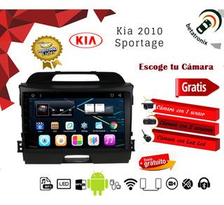 Radio Android Kia Sportage R Gps Wifi Usb