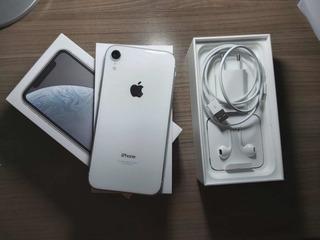 iPhone Xr, 128 Gb, Branco