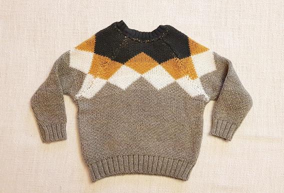 Sweater Pioppa Talle L -para Varon De 2 Años-