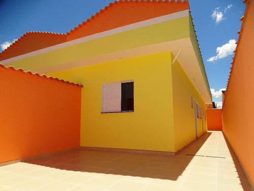 Linda Casa Nova Itanhaém!!!! - Ca0579