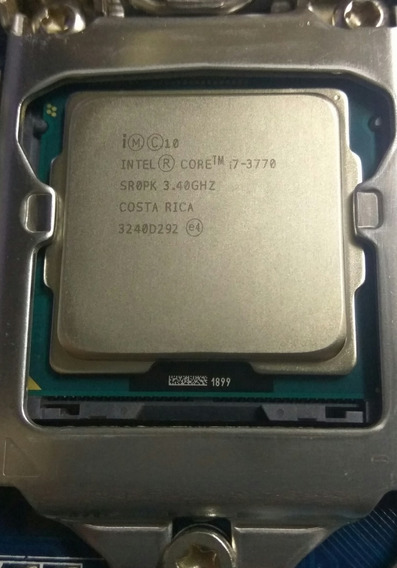 Processador Intel Core I7 3770 Desktop Lga1155