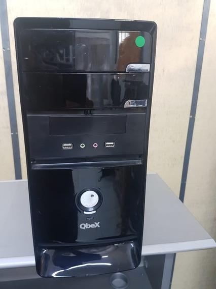 Computador Qbex Core Celeron 320hd Mb H61 1155 Ddr3 4gb