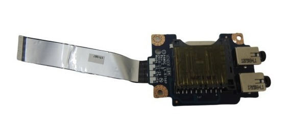 Placa De Audio Ls 6756p Para Notebook Lenovo G470 G475