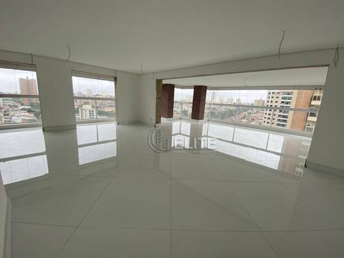 Apartamento À Venda, 356 M² Por R$ 2.699.900,00 - Jardim - Santo André/sp - Ap11928