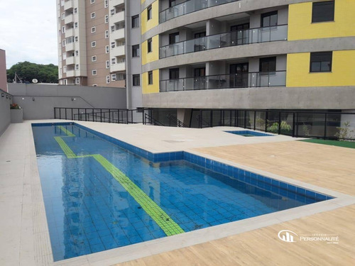 Apartamento Com 3 Dormitórios À Venda, 90 M² Por R$ 720.000,00 - Vila Assunção - Santo André/sp - Ap0608