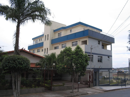 Apartamento Com 3 Quartos Para Comprar No Jardim Riacho Das Pedras Em Contagem/mg - Rti9116