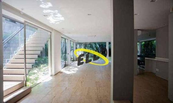 Casa Com 4 Dormitórios À Venda, 560 M² Por R$ 4.500.000,00 - Alto De Pinheiros - São Paulo/sp - Ca4611
