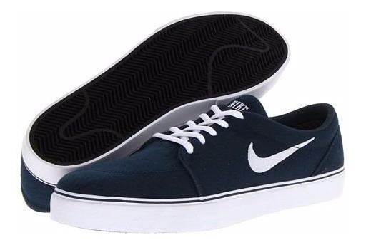 Zapatos Deportivos Nike Canvas Calzado Casual De Caballeros