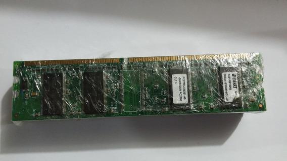 Lote 10 Memórias Desktop Pc Chip Samsung 128mb Ddr..#120