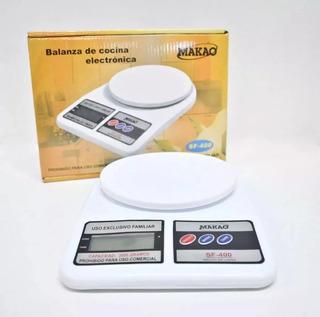 Balanza De Cocina Digital Electrónica Makao (4829) Lanus