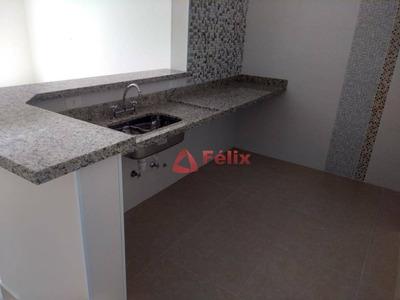 Casa Com 2 Dormitórios À Venda, 75 M² Por R$ 300.000 - Condomínio Residencial São José - Vila Dos Comerciarios Ii - Taubaté/sp - Ca1400