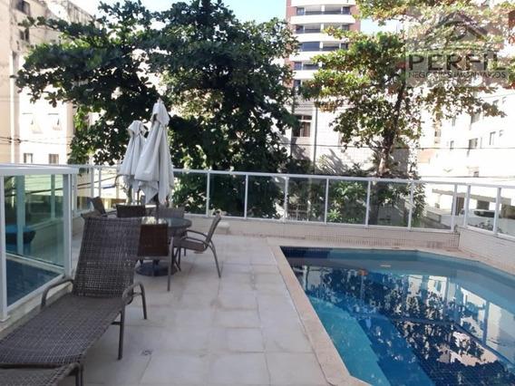 Apartamento Para Locação Em Salvador, Pituba, 2 Dormitórios, 2 Suítes, 4 Banheiros, 2 Vagas - 709