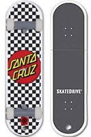 Pen Drive Dane-elec 8 Gb 2.0 Skatedrive Santa Cruz