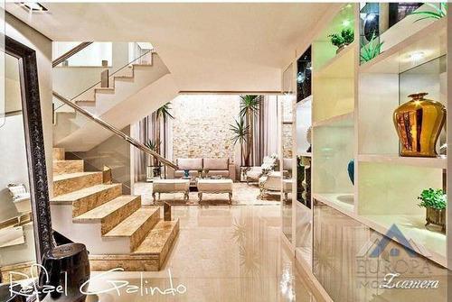 Imagem 1 de 13 de Casa À Venda, 481 M² Por R$ 4.500.000,00 - Esperança - Londrina/pr - Ca0069