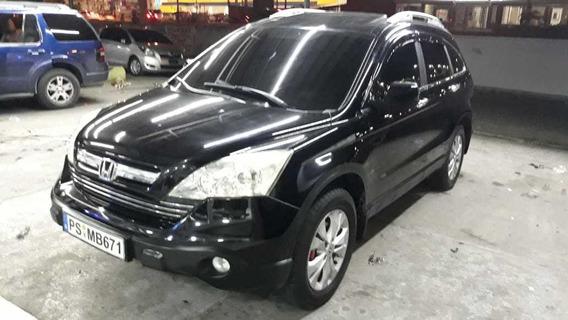 Honda Cr-v Exl Nueva Limited