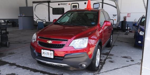 Chevrolet Captiva 2.4 A Sport Aa R-16 At 2012