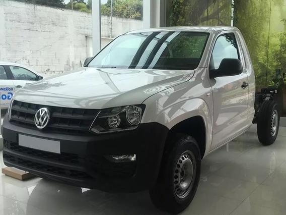 Volkswagen Amarok Cabina Sencilla Chasis 2020