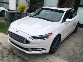 Ford Fusion 2.0 Titanium At 2017