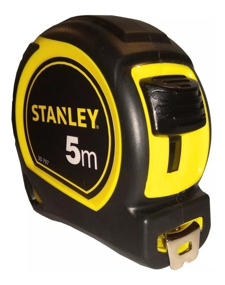 Cinta Metrica Stanley 5mt. 30797 - Rex